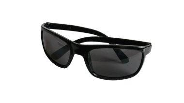 baby sunglasses on white background