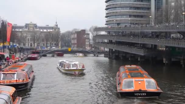 One of the most famous tour in Amsterdam, Netherlands is boat ride to amazing canals from where you can see old town and whole vibe of Amsterdam city.
