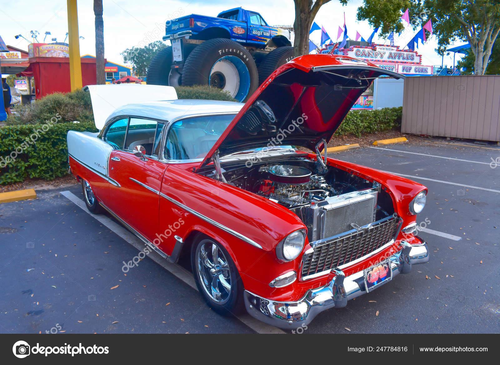 Car Show Orlando >> Orlando Florida December 2018 Saturday Nite Classic Car Show