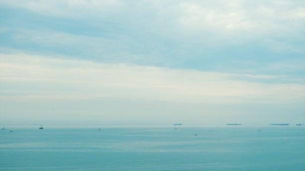 Severní moře, jiné lodě a jachty.