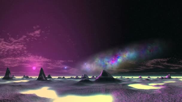 Capítulo 04: Rápidos como un relámpago y tranquilos como el cielo [AC] [FIN] Depositphotos_302033248-stock-video-beautiful-nebula-ufo-alien-desert