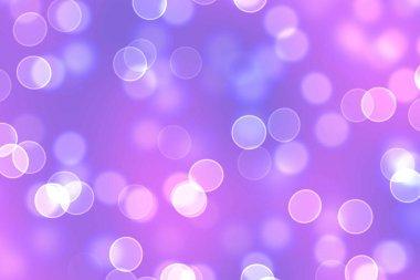 Glitter lights texture. Blurred abstract wedding background. Romantic bokeh illustration