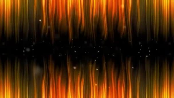 krásný smyčky oheň pozadí