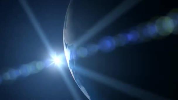 v. nagy kék föld felett