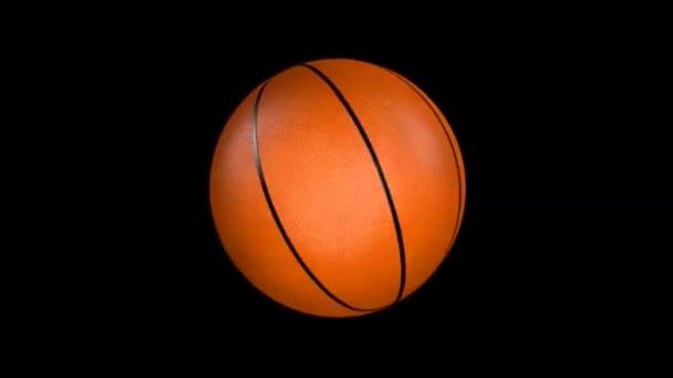 Kosárlabda guruló felé a cam