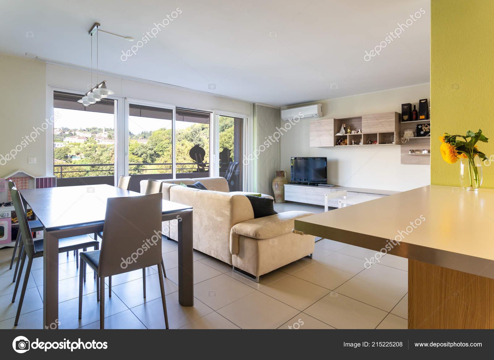 Phenomenal Living Room Large Light Bright Sofa Nobody Stock Photo Creativecarmelina Interior Chair Design Creativecarmelinacom