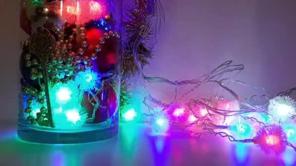 Vánoční uspořádání novoroční výzdoba Slavnostní večer