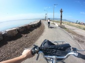 Gopro with cycling in zmir
