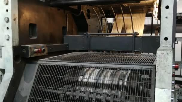 Stroj tisk rychle