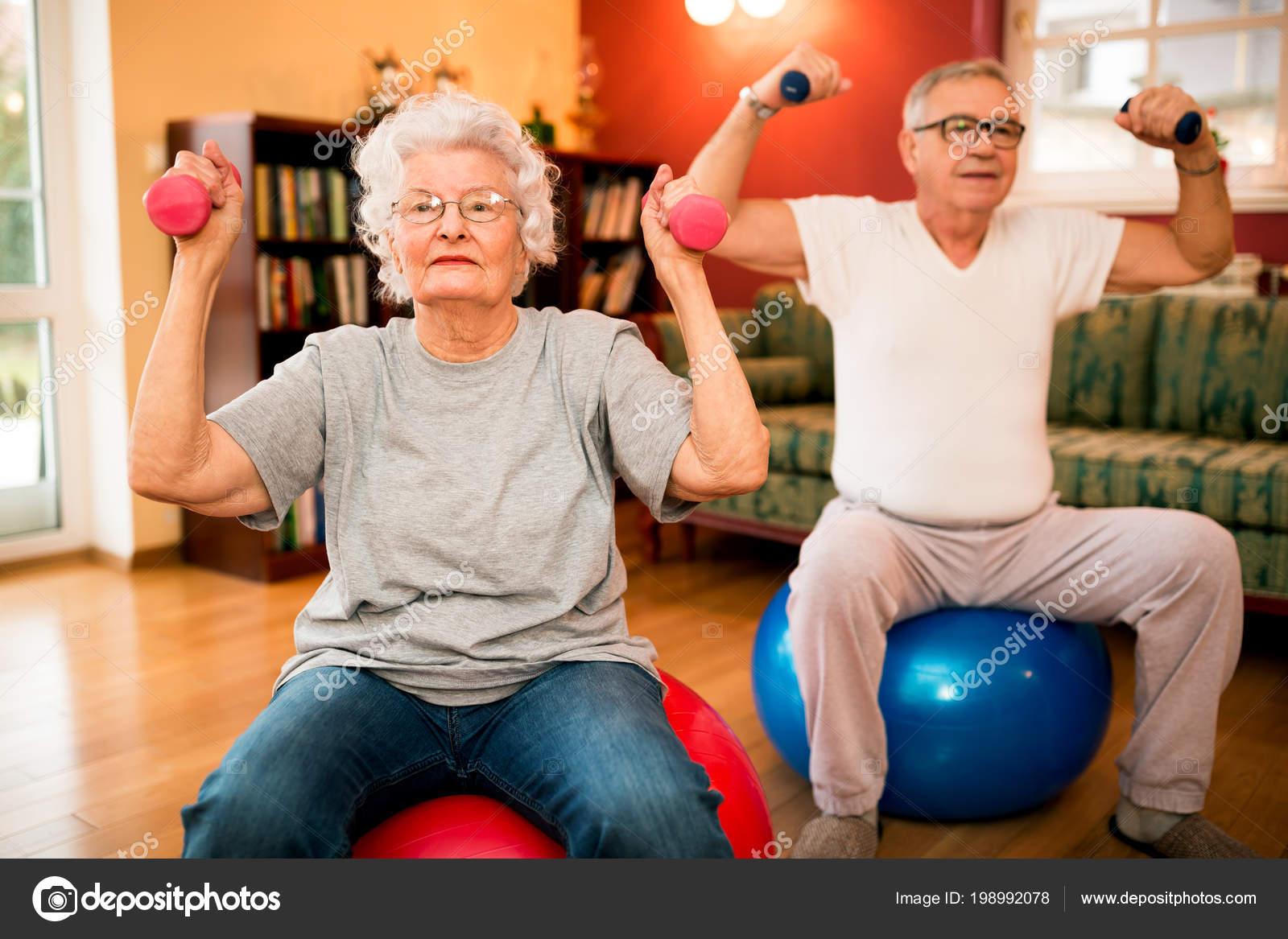 Упражнения на дому пожилых дом престарелых ардатов