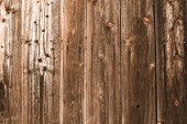 brown weathered textured  wooden planks with copy space