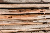 aged weathered wooden planks textured background