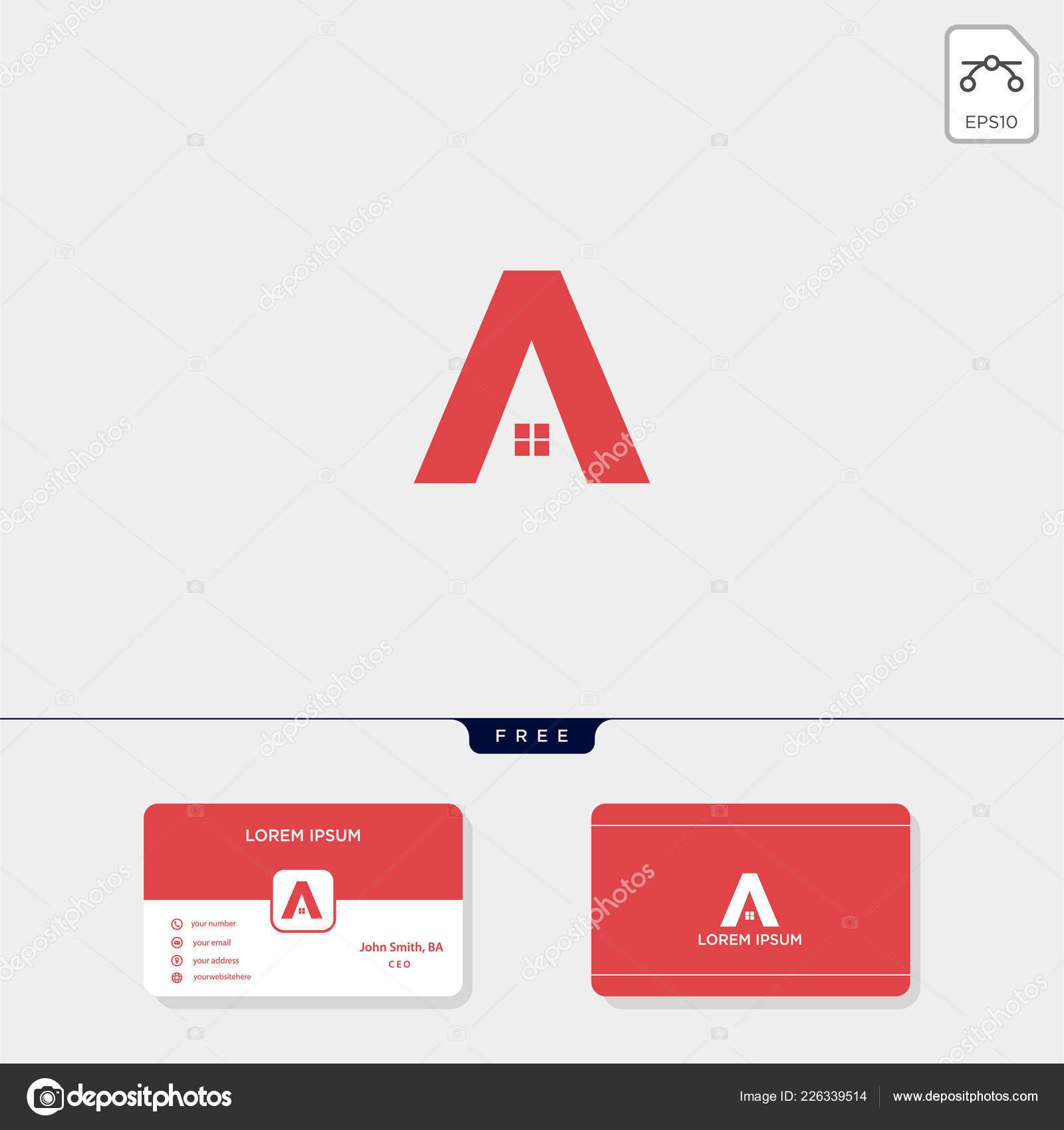 Bauen Sie Architekten Immobilien Kreative Logo Vorlage