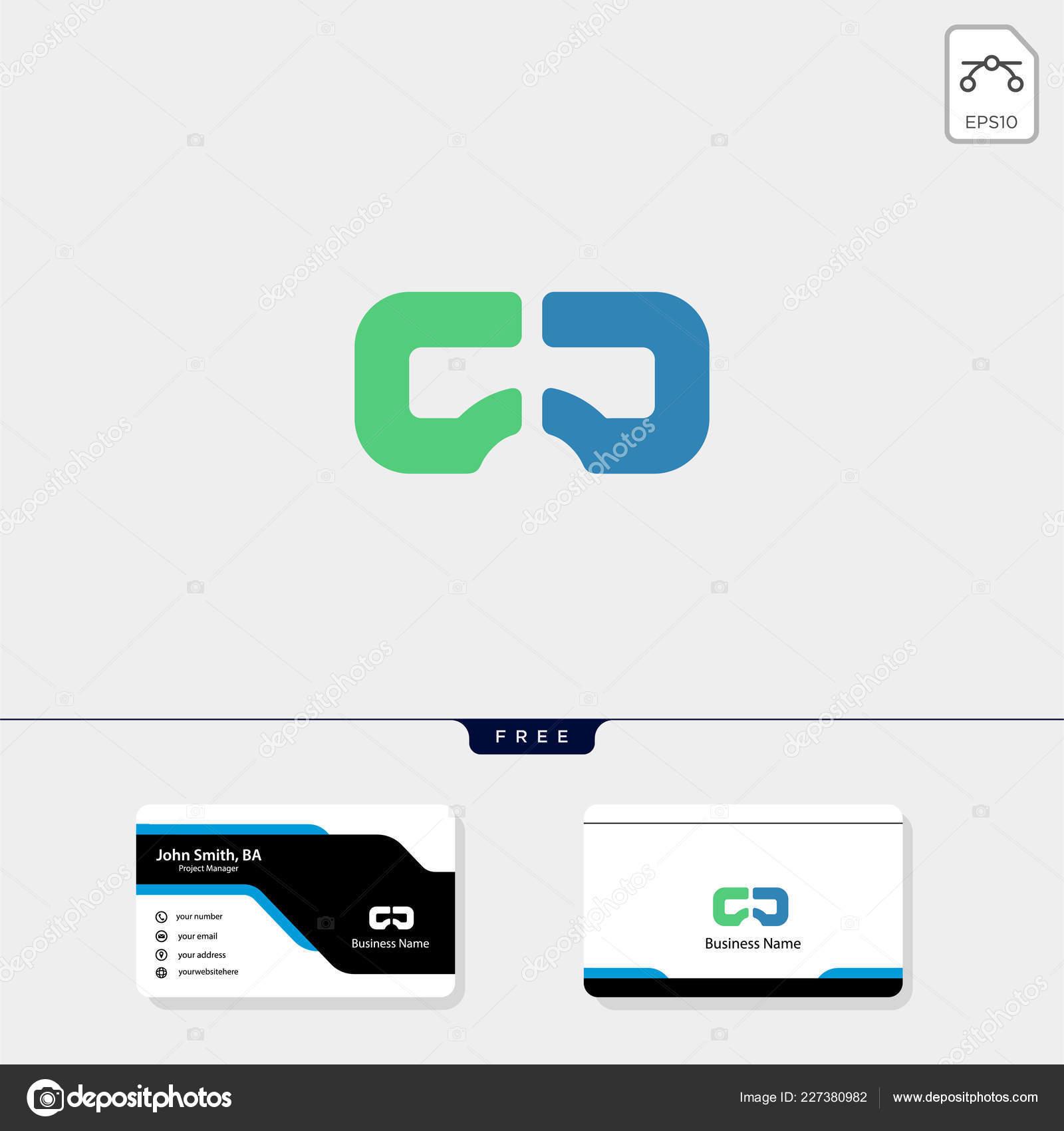 Virtual Reality Vision Logo Vorlage Vektor Illustration