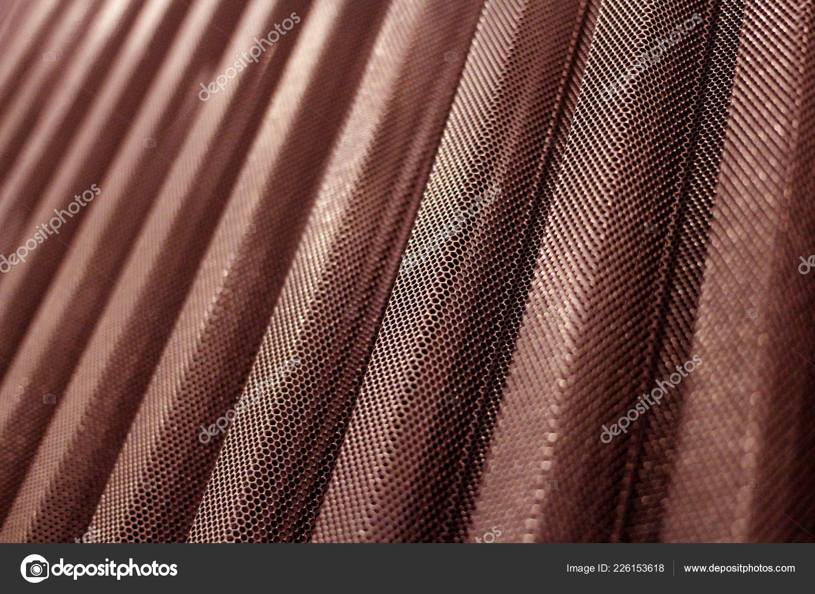Metal Durable Perforated Coating Steel Sheet Color — Stock