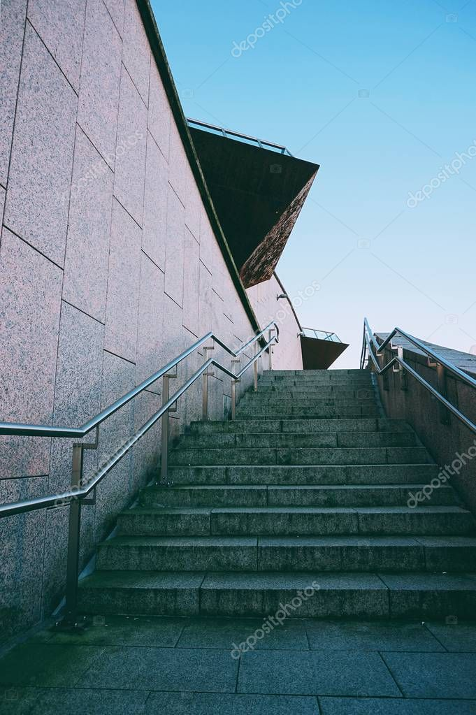 the stairs structure architecture
