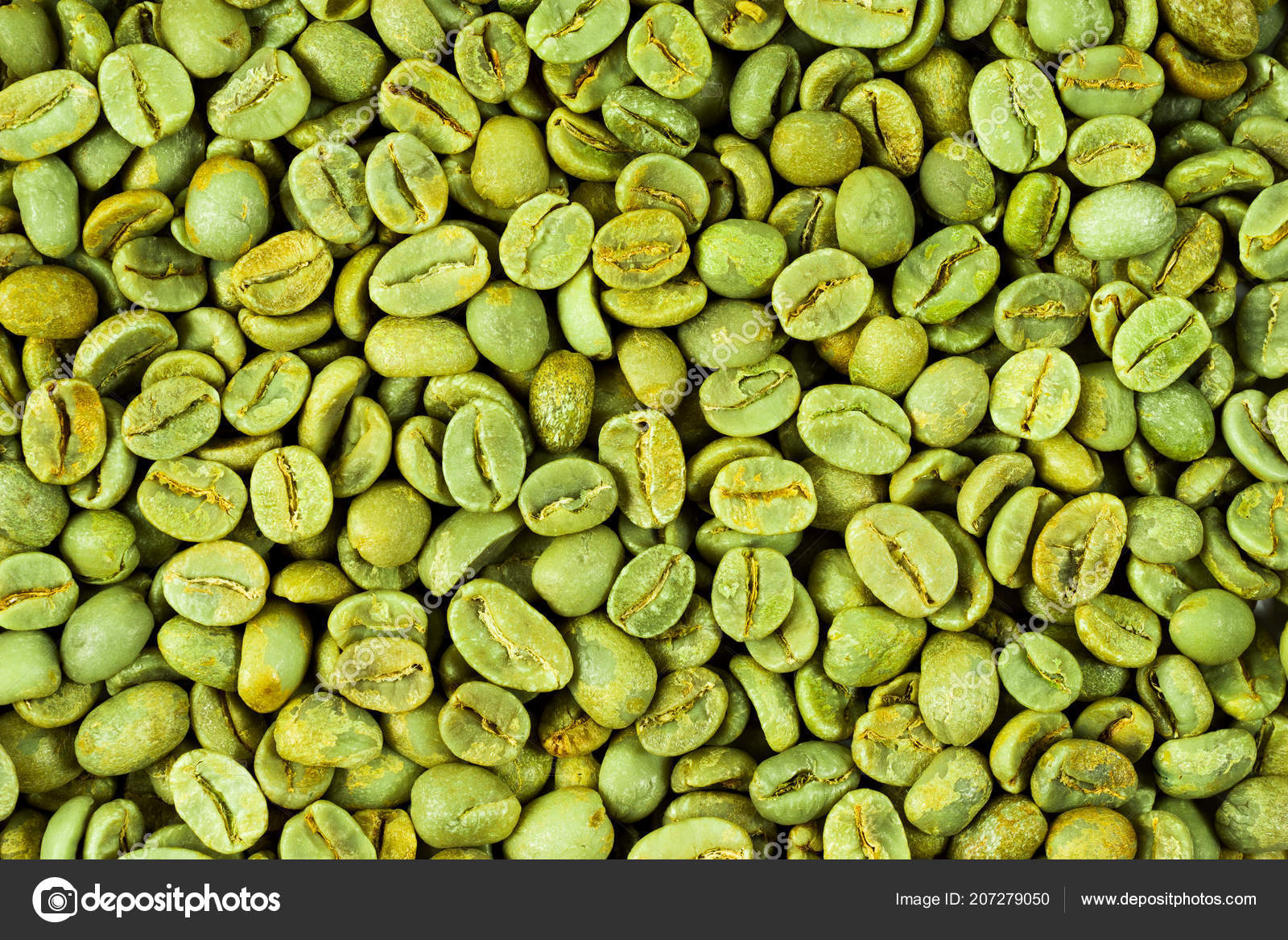 Background Green Coffee Image Green Coffee Beans Background