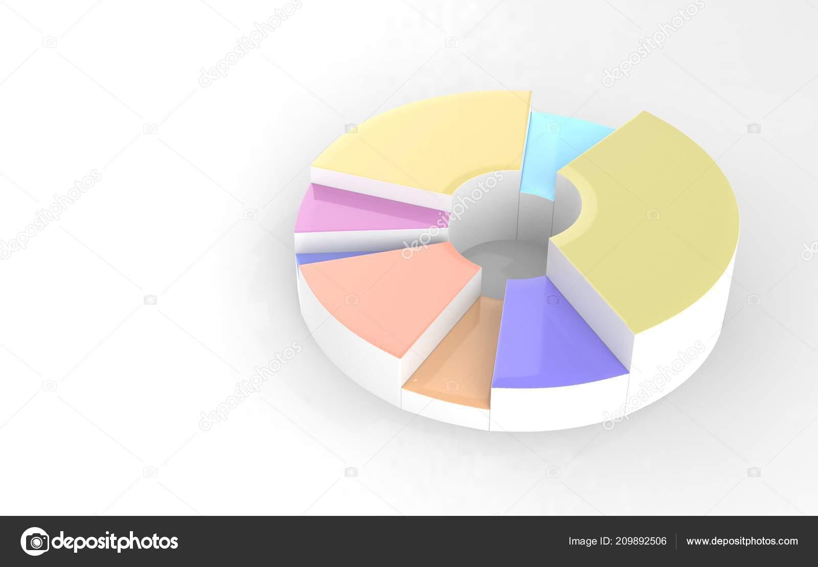 Info graphic colorful circle diagram 3d illustration stock photo info graphic colorful circle diagram 3d illustration fotografia de stock ccuart Images