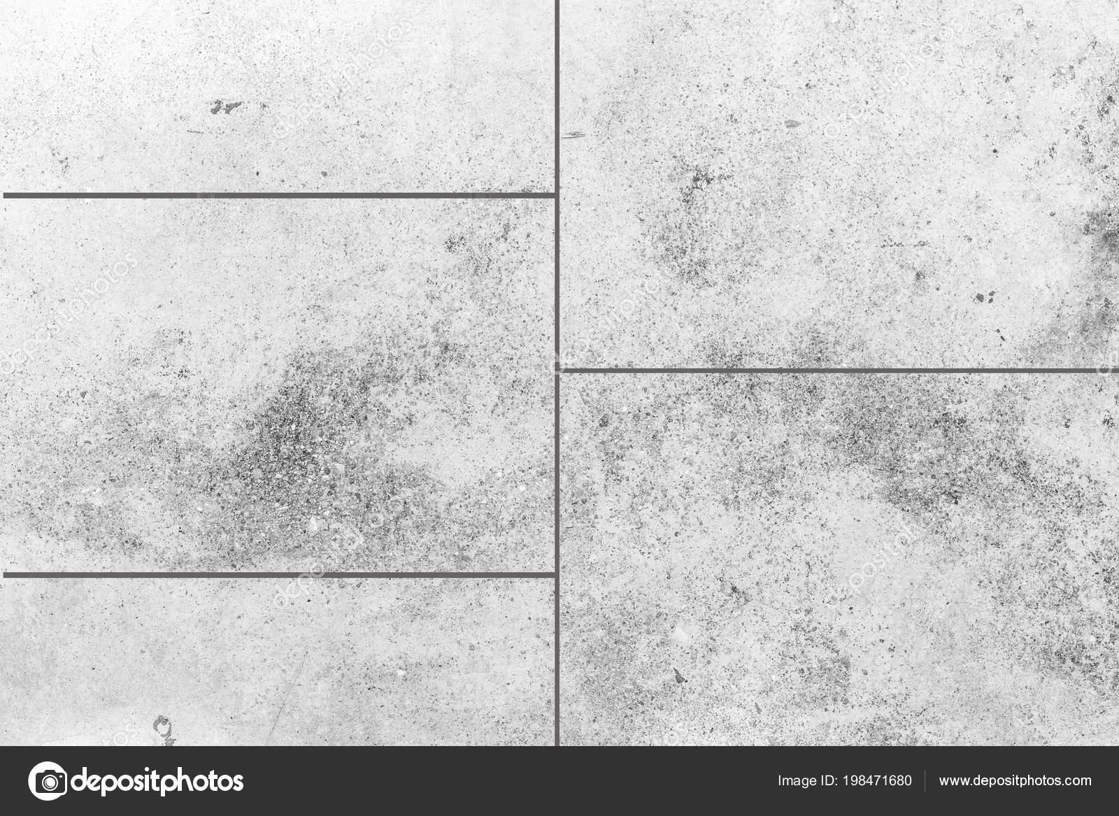 Sfondo grunge bianco grigio cemento pavimento piastrelle texture