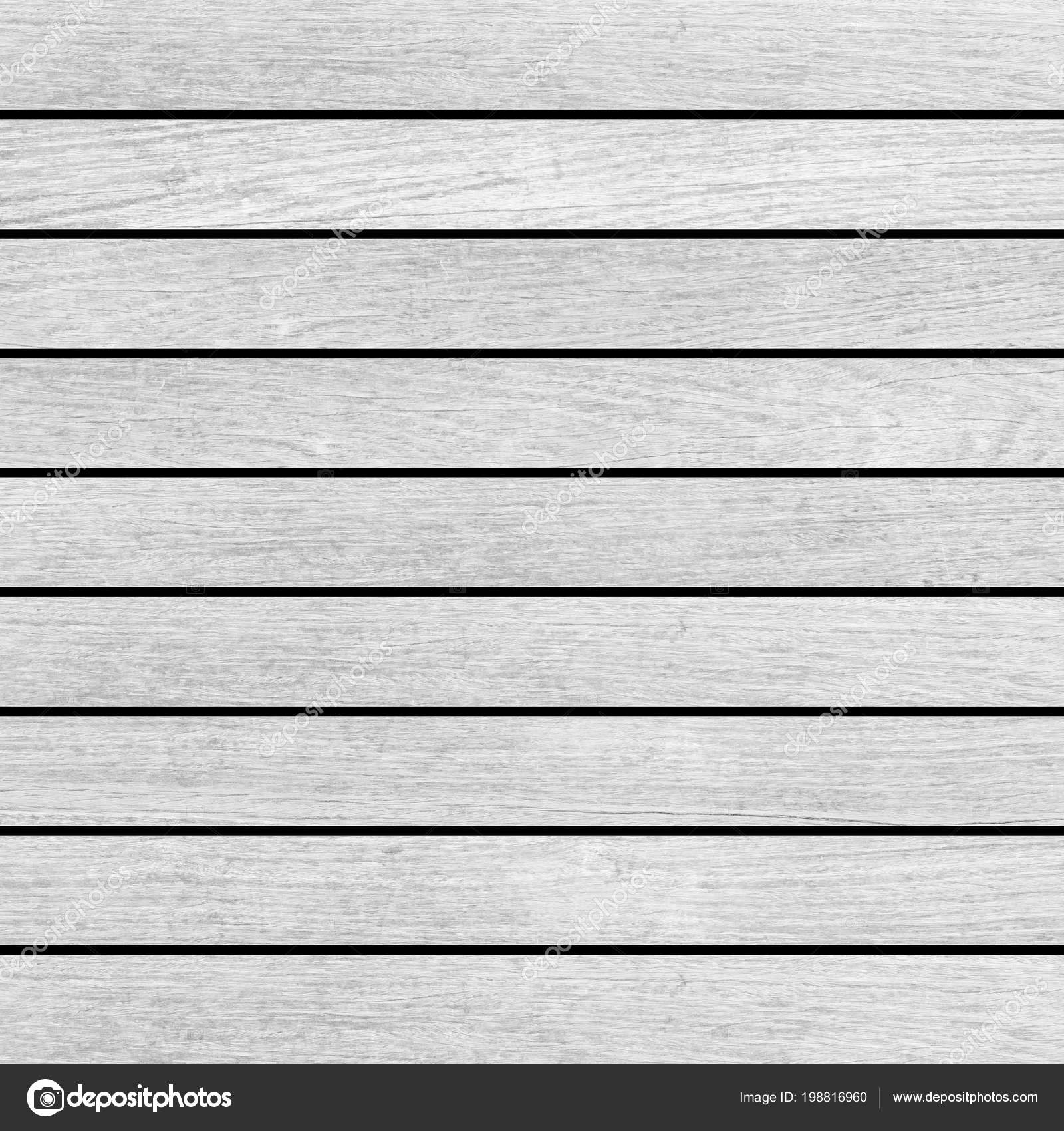 White Natural Wood Wall Texture Background Seamless Stock Photo