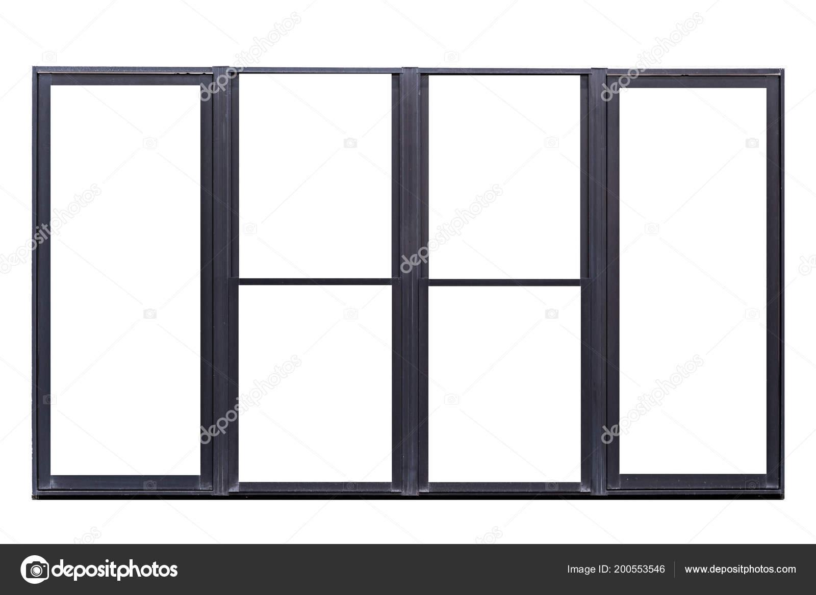 Großartig Schwarz Fensterrahmen Bilder - Benutzerdefinierte ...