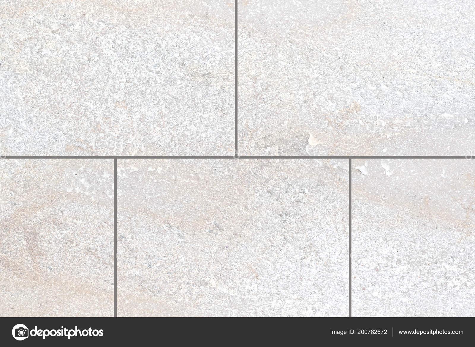 Pavimento Pietra Esterni Granito Bianco Mattonelle Senza