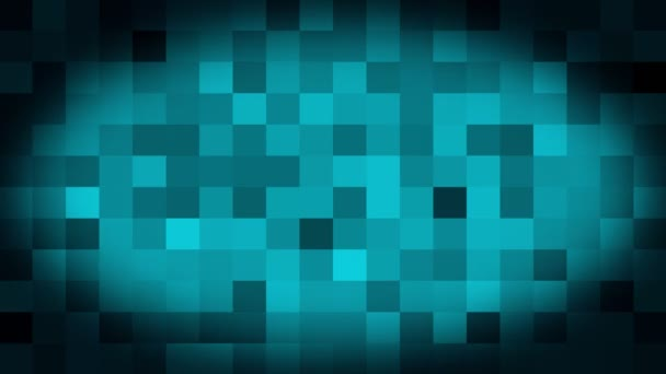 Animated Pixelated loop Art Background 3d animation