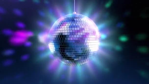Videó a Disco Ball Háttér