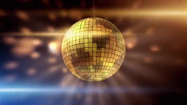 Video Disco Ball pozadí