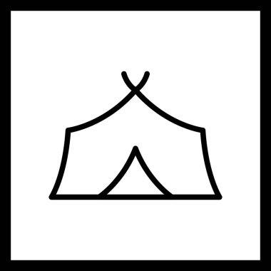 Illustration Tipi Icon