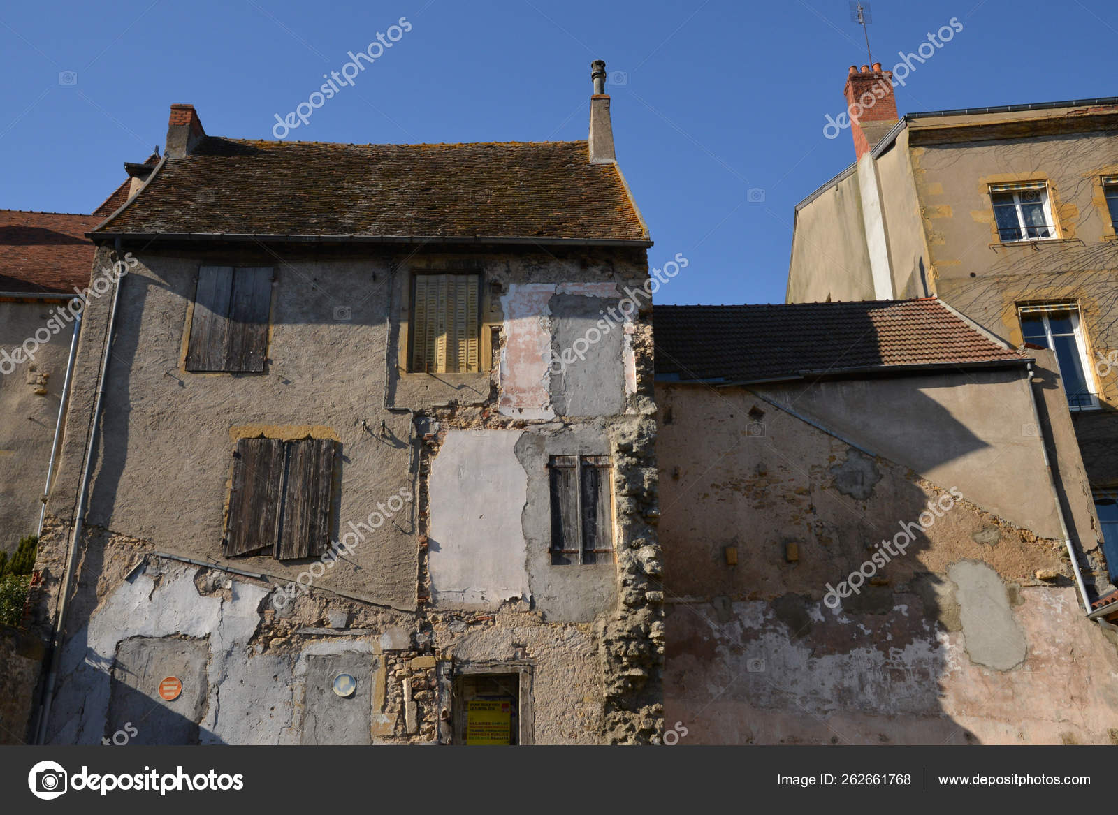 Architecte Paray Le Monial bourgogne picturesque city paray monial – stock editorial