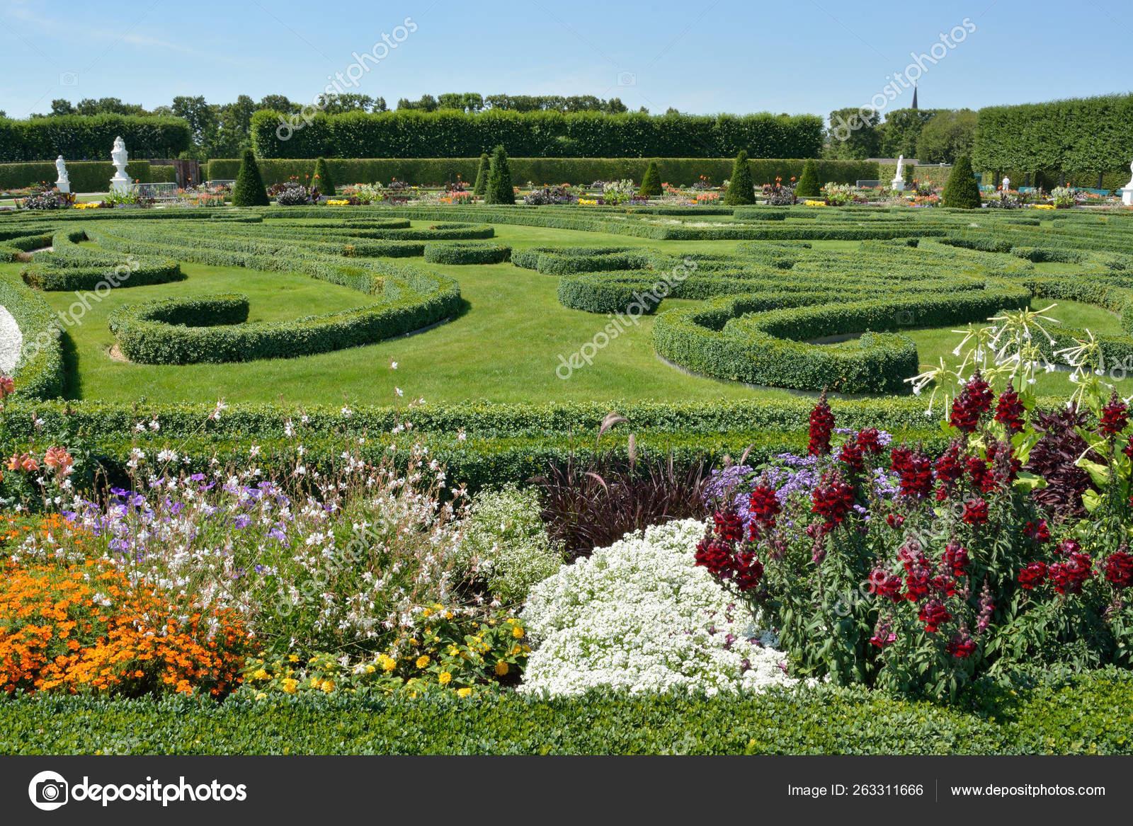Royal Gardens Herrenhausen One Most Distinguished Baroque Formal