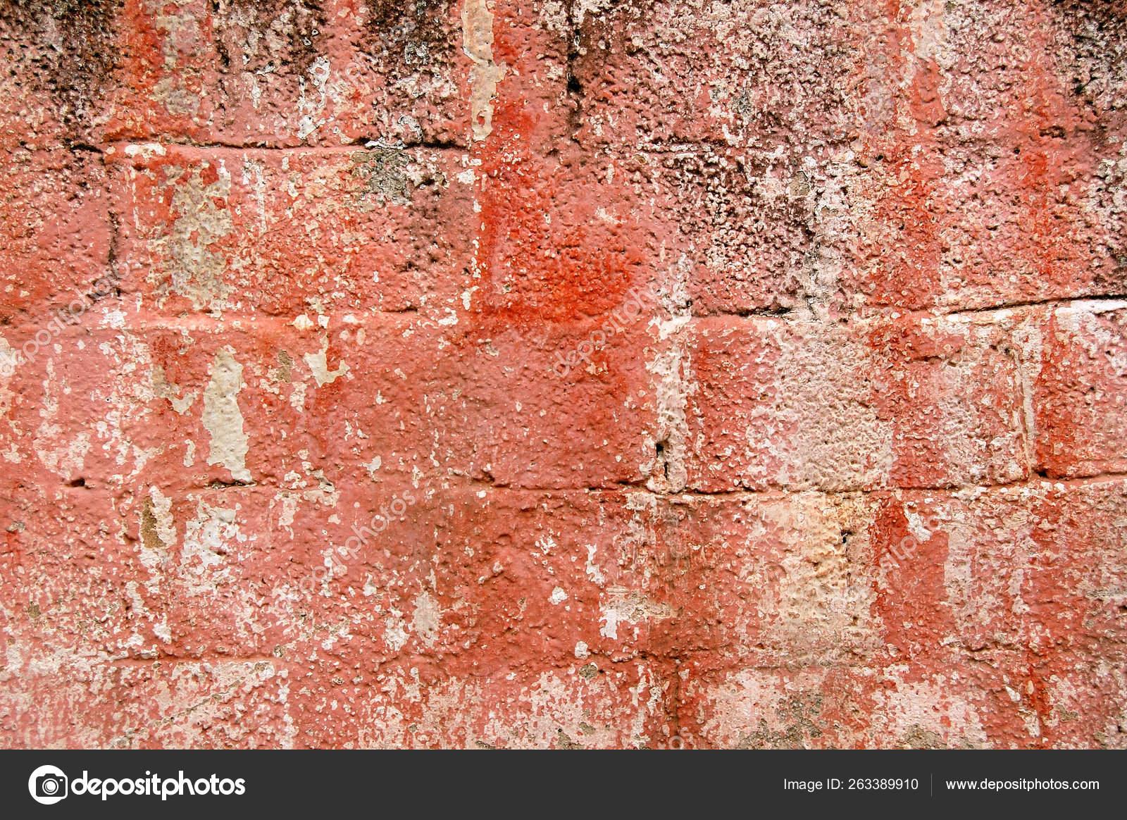 Peindre Un Mur De Brique texture mur brique bloc cendre motif grungy fond peinture