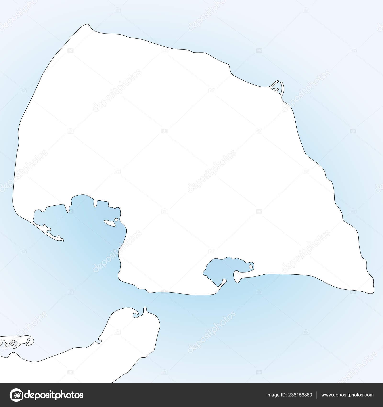 Fehmarn Karte Insel.Deutschland Karte Der Insel Fehmarn Stockvektor C Ii