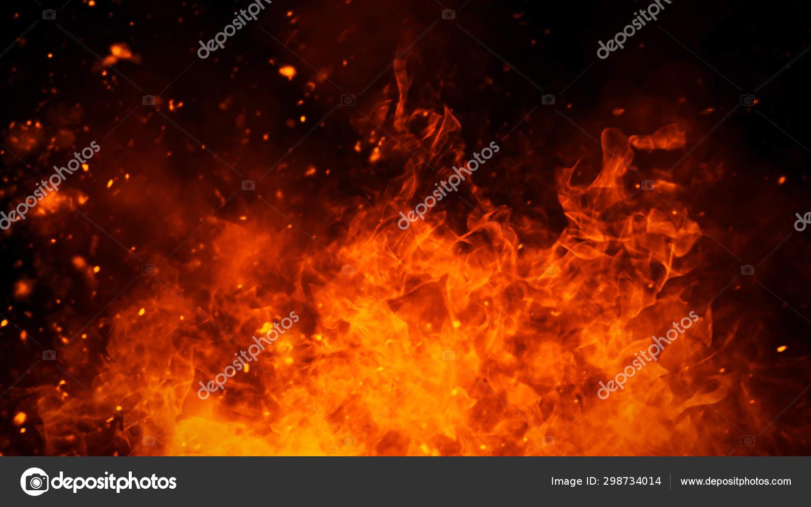 Black Flame Concept Art