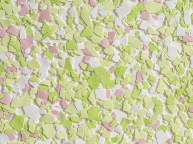 Close-up background of uneven pattern