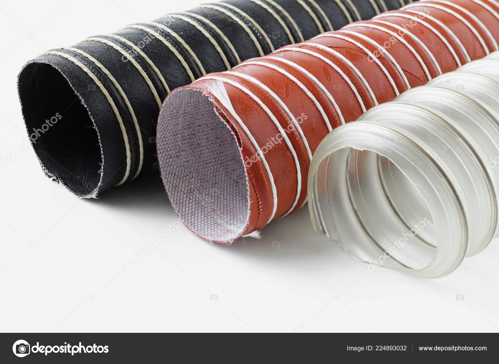 Tipos de mangueras transparentes