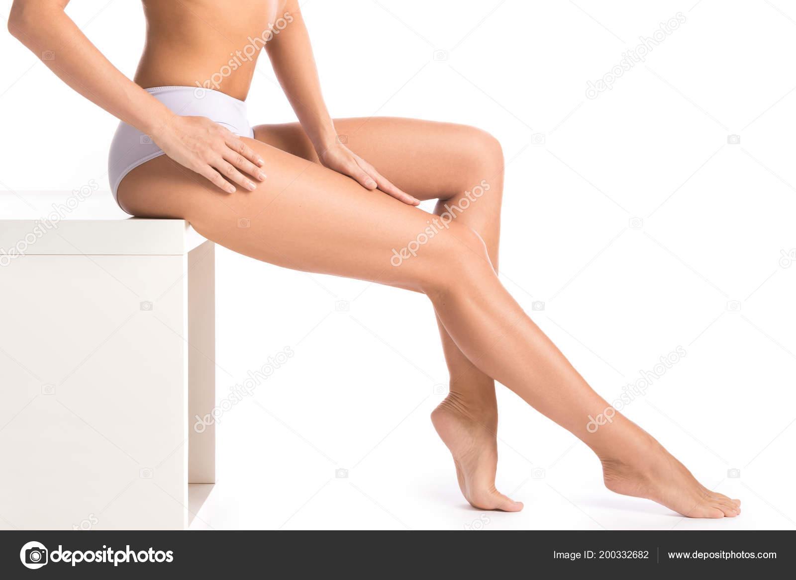 Nice female legs