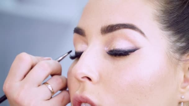 Make-up modelu 1 Ukrajina Full Hd 100 fps