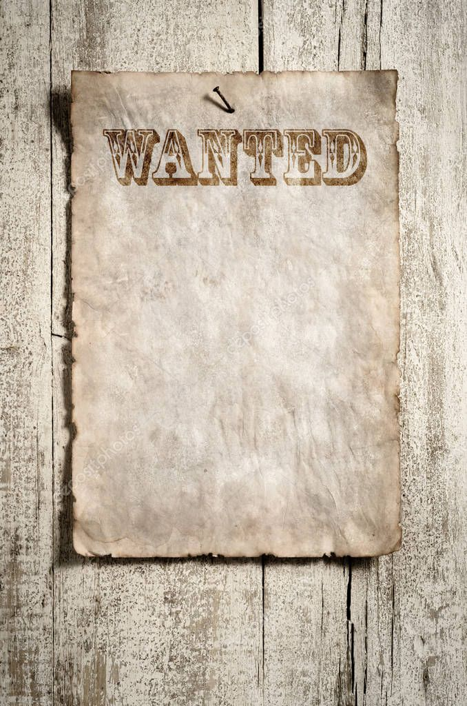 84d4b650f3 Old Grunge Wanted Advert Aged Wooden Wall — Stock Photo © estudiosaavedra   241373150