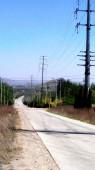 Straße im Park