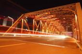 éjszakai kilátás a város Kína