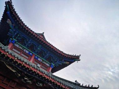 gyeongbokgung palace in beijing, china