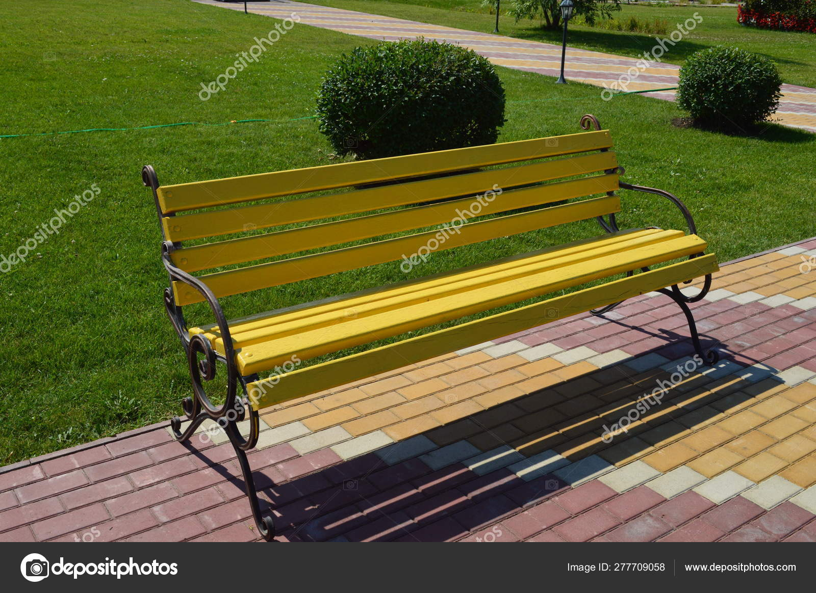 Super Small Architectural Forms In The Park Benches Stock Photo Forskolin Free Trial Chair Design Images Forskolin Free Trialorg