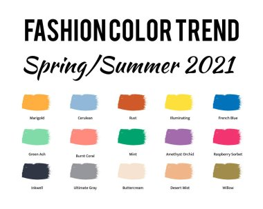 Trend Colors 2021 Premium Vector Download For Commercial Use Format Eps Cdr Ai Svg Vector Illustration Graphic Art Design