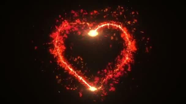 valentine heart hd hintergrund