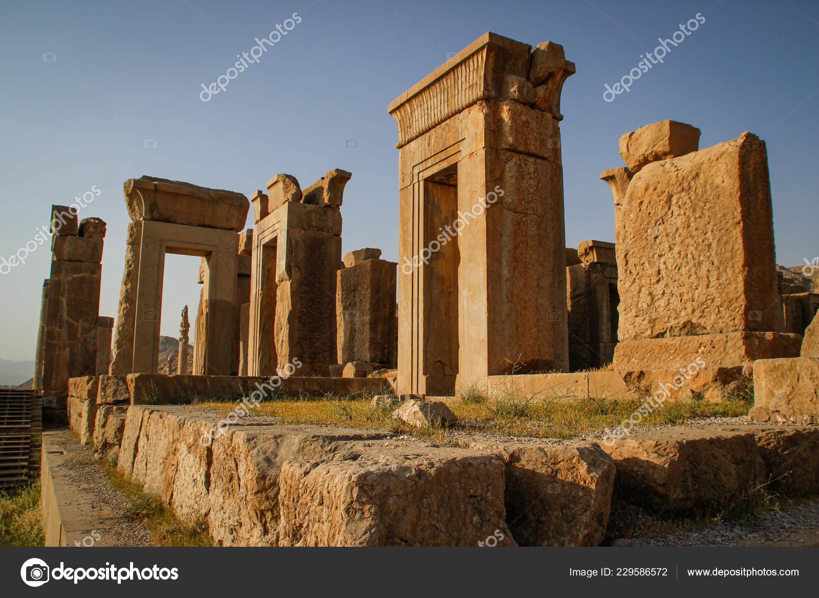 Persepolis Iran May 2017 Walls Ancient Capital Persia Persepolis Capital Stock Editorial Photo C Milva El 229586572