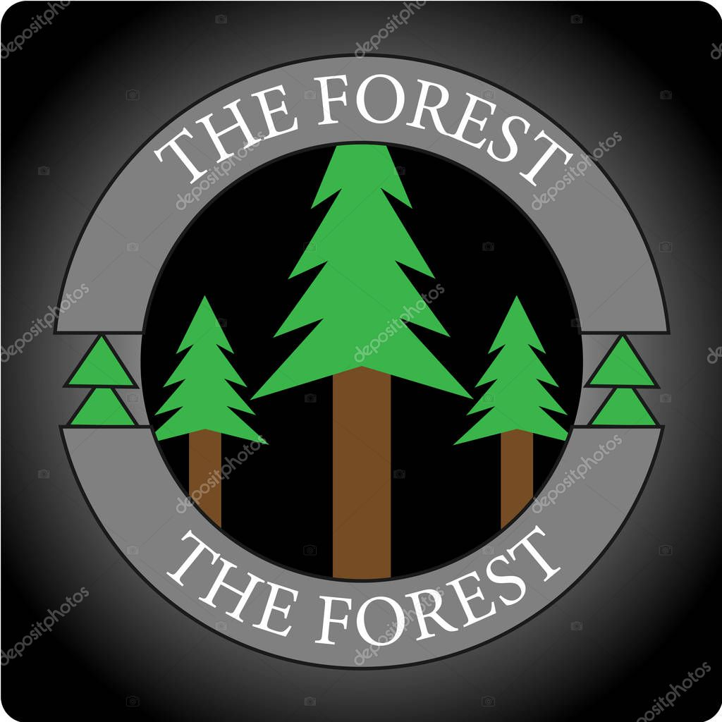 This logo has a tree. This logo is suitable for use by the community of nature lovers or various businesses engaged in forest and environmental conservation. But this logo can also be used in various other creative businesses as needed.