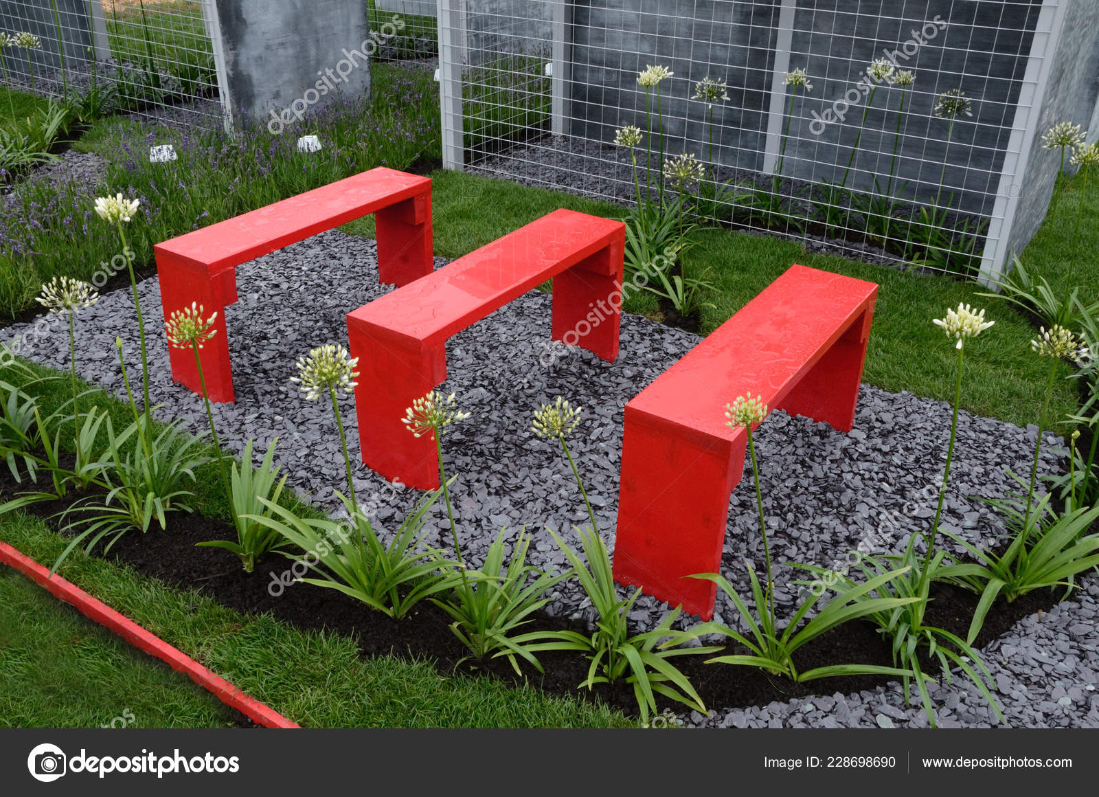 Garden Design Based Ciphers Hidden Meanings Picture Showing Bright