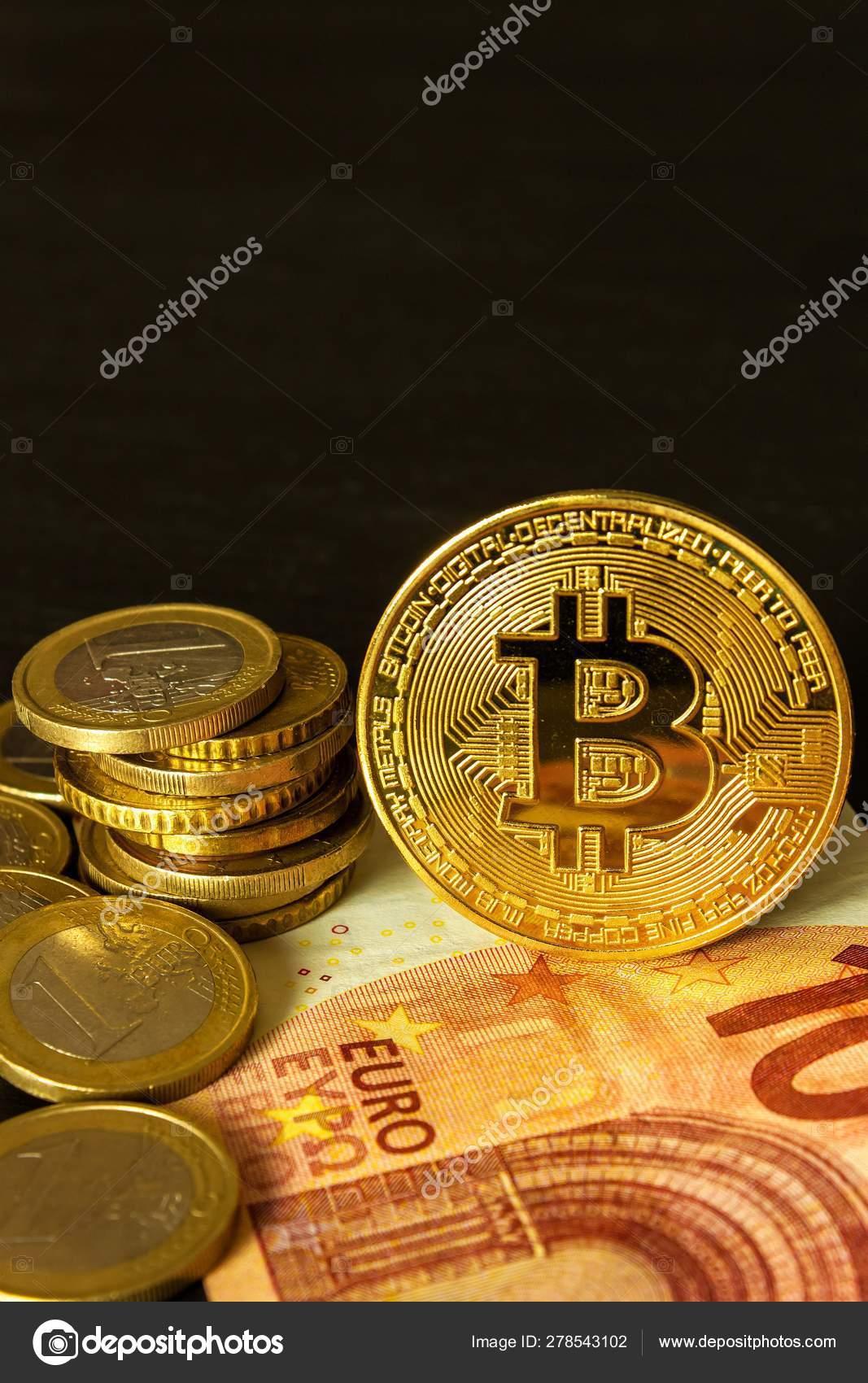 bitcoin euróra)